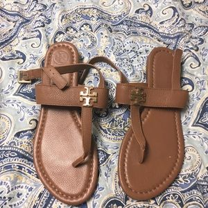 Tory Burch brown
